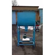 Малогабаритная установка для производства сухих строительных смесей. фото