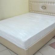 Кровать ШАНЕЛЬ ПЛАТИНУМ, кровать двуспальная,кровать от производителя,кровать Львов, мебель Львов, кровать на подъёмном механизме, кровать из кожи,кровать белая,куплю кровать с доставкой,фото белой кровати,кровать с мягкой спинкой,кровать с матрасом