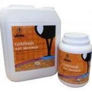Лак LOBADUR WS CorkFinish матовый 5л фото