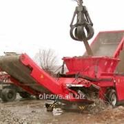 Измельчитель SB 750 предназначен для измельчения различных видов отходов: промышленные отходы, строительные отходы. фото
