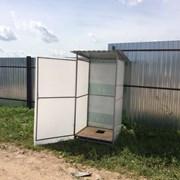 Туалеты дачные (с сидением и без) с доставкой! фото