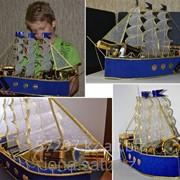 Морская композиция Летучий Голландец фото
