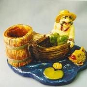 Изделия сувенирные керамические фото