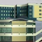Центры торговые (здания) фото