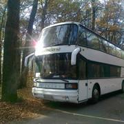 Аренда двухэтажного автобуса SETRA фото