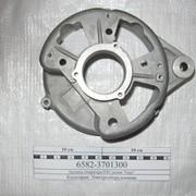 Крышка генератора 6582 задняя в сборе (Самара) со стороны контактных колец фото