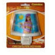 "Ночник Camelion ""Барби"" PVC-006 фото"