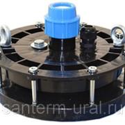 Оголовок скважинный ОГС-125-165 мм d32 (прямая муфта) пластиковый ВОДОЛЕЙ фото