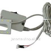 Светильник для промышленной машины на магните нижний фото
