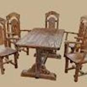 Мебель под старину на заказ фото