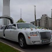 Лимузин Крайслер 300 С, прокат, аренда лимузинов фото