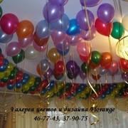 Оформление детских праздников - шарами, живыми цветами фото