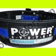 Пояс для пауэрлифтинга Powerlifting фото