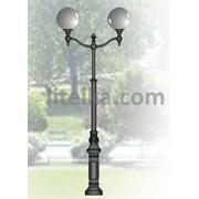 Чугунный фонарь Санкт-Петербург 5 фото