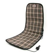 Емеля-2 подогреватель сидушки, накидка со спинкой, 12 В, 50 Вт, 40 x 80 см фото