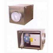 Приточная вентиляционная установка Systemair TLP фото