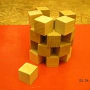 Товары для детей, кубики деревянные, купить Украина фото