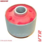 Полиуретановый сайлентблок продольной тяги задней подвески KI0501RP фото