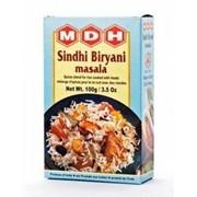 Синдхи бириани для риса (Sindhi Biryani), смесь специй, 100 гр. фото