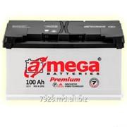 Аккумулятор Amega Ultra Premium 100 Ah фото