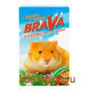 Brava (Брава) Корм Для Хомяков с Фруктами и Овощами 400Г фото