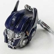 Брелок Трансформеры голова Optimus Prime Transformers (железный) фото