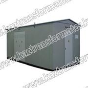 Комплектная трансформаторная подстанция городская типа КТПГ 100-1000/10(6) У1 фото