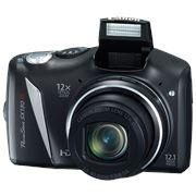 Фотоаппарат Canon PS SX130IS Black фото