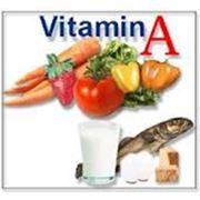 Витамины A фото
