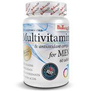 Витамины и минералы MULTIVITAMIN FOR MEN 60 таблеток фото