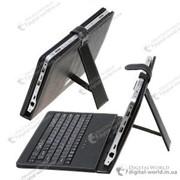 Чехол с русскоязычной клавиатурой для 10-ти дюймового планшета фото