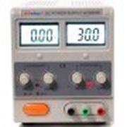 Источник питания HY 1502 (ЖК дисплей; 0-15V; 0-2A) фото