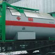 Цистерны-контейнеры газовые фото