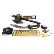 Набор оружия и аксессуаров Пираты (в пакете) фото