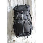 Рюкзак 70 литров черный фото