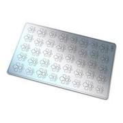 Freedecor, Металлизированные наклейки №160, серебро фото