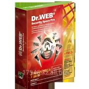 Антивирус Dr. Web Security Space Pro GOLD BOX 1 ПК-3 фото