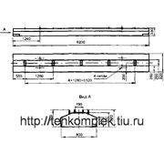 Балки подкрановых путей БРП-62.8.3 в Перми фото
