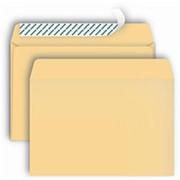 Конверты POSTFIX крафтС4 стрип229х324, 90г/м2, 250шт/уп фото