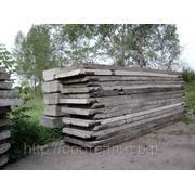 Плита заборная железобетонная 6х3м, состоит из 2 плит 6х1,8 и 6х1,2м., фото