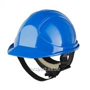 Каска Байкал класса люкс синяя фото