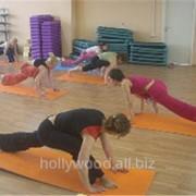 Фитнес-йога фото