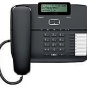 Gigaset DA710 Чёрный Проводной телефон фото