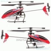 Радиоуправляемый Вертолет Nine Eagles Solo PRO V1 260A (красный) 2.4 GHZ RTF фото