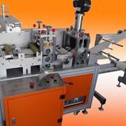 Машина для производства изделий из нетканых материалов (перчатки, бахилы, рукавицы) фото