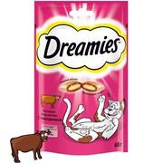 Лакомство Dreamies™ с говядиной фото