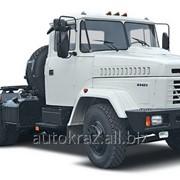 Автомобиль - тягач седельный КрАЗ-64431 фото