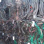 Утилизация б/у кабель фото