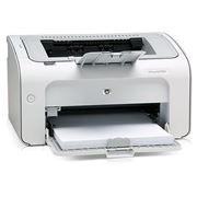 Принтер лазерный HP LaserJet P1505n (CB413A) фото