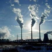 Анализ выбросов токсичных газов в атмосферу в горно-металлургическая отрасли фото